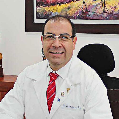 doctor daniel sánchez sierra